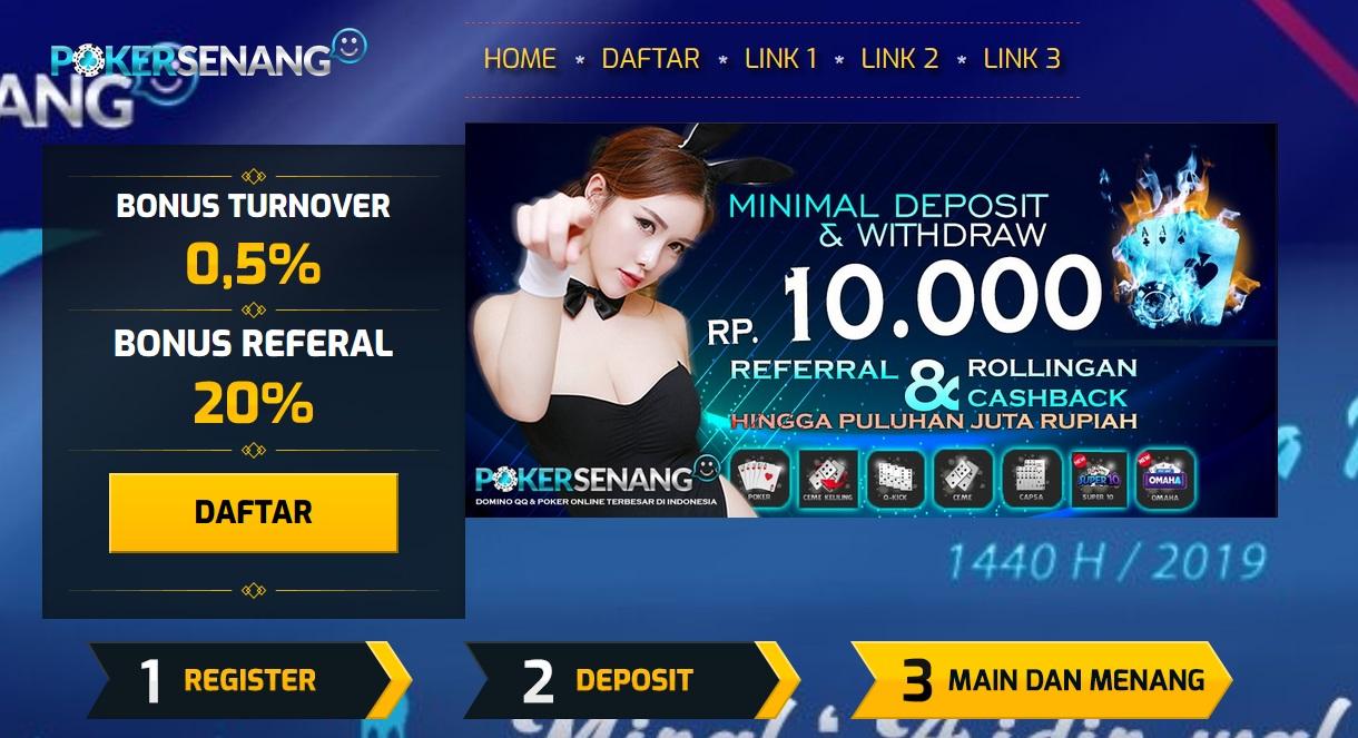 pokersenang