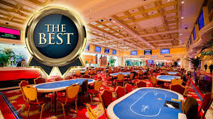 The Best Poker Room